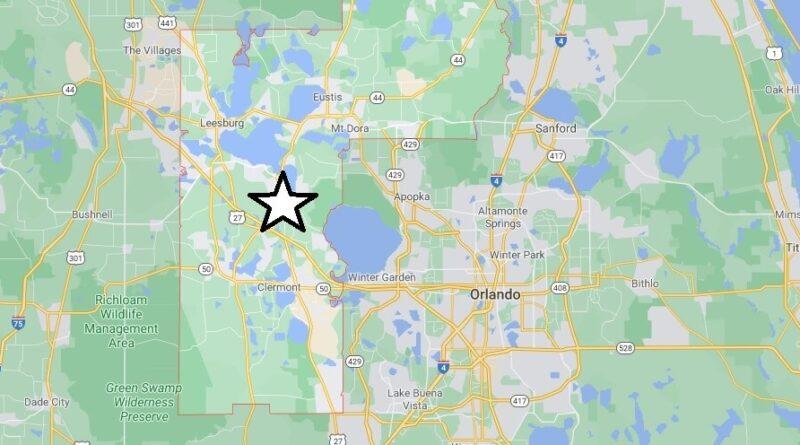 Where is Lake County
