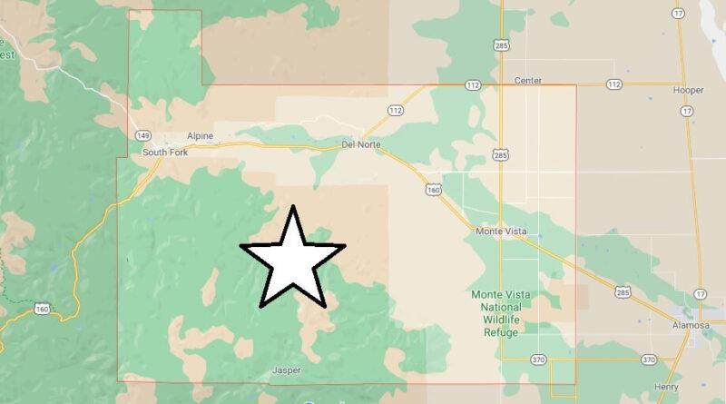 Where is Rio Grande County