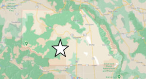 Where is Saguache County