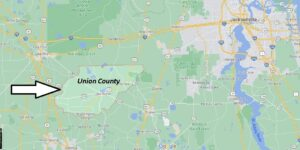 What cities are in Union County