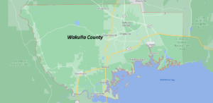 Where in Florida is Wakulla County
