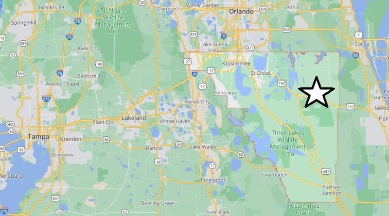 Where is Osceola County