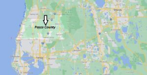 Where is Pasco County