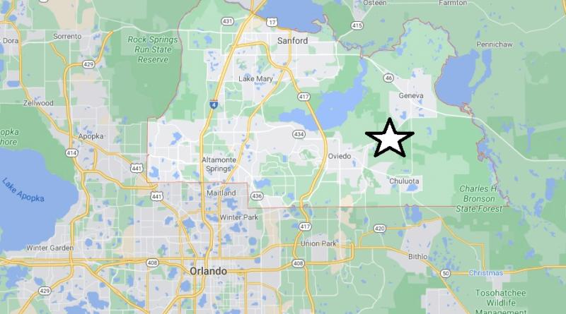 Where is Seminole County