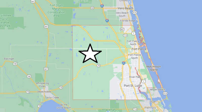 Where is St. Lucie County