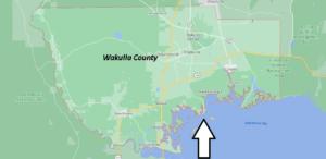 Where is Wakulla County