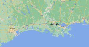 Iberville Parish Louisiana