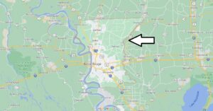 What cities are in East Baton Rouge Parish