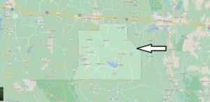 What cities are in Jackson Parish