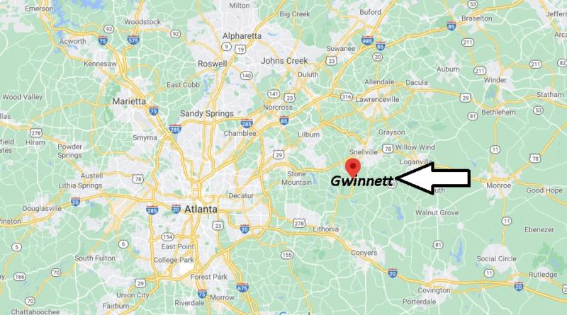 Where is Gwinnett County