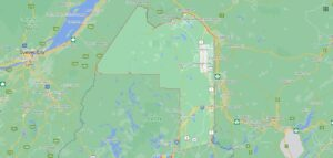 What cities are in Aroostook