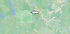 What cities are in Vernon Parish
