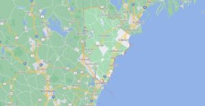 What cities are in York County