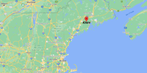 Where in Maine is Knox County