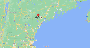 Where in Maine is Oxford County