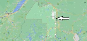 Where is Aroostook Maine