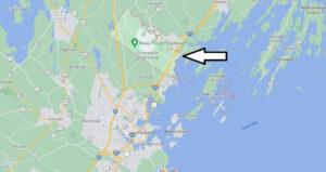 Where is Cumberland Maine