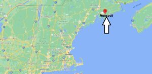 Where is Hancock Maine