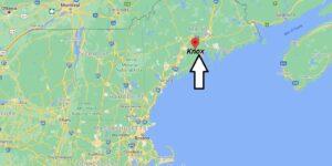 Where is Knox Maine