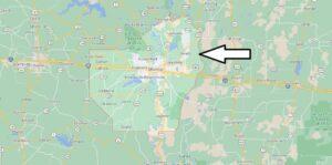 Where is Ouachita Parish