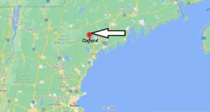 Where is Oxford Maine