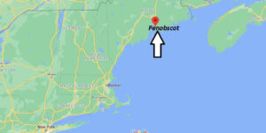 Where is Penobscot Maine