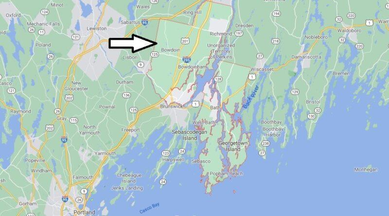 Where is Sagadahoc Maine