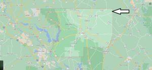 Where is Winn Parish Louisiana