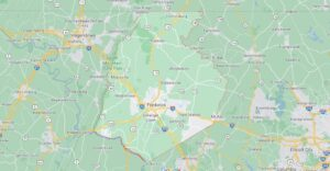 What cities are in Frederick County