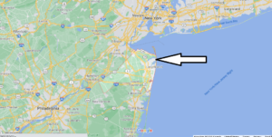 What cities are in Monmouth County