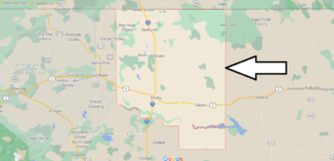What cities are in Toole County
