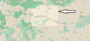What cities are in Wheatland County