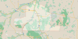 What towns are in Big Horn County