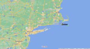 Where in Massachusetts is Dukes County
