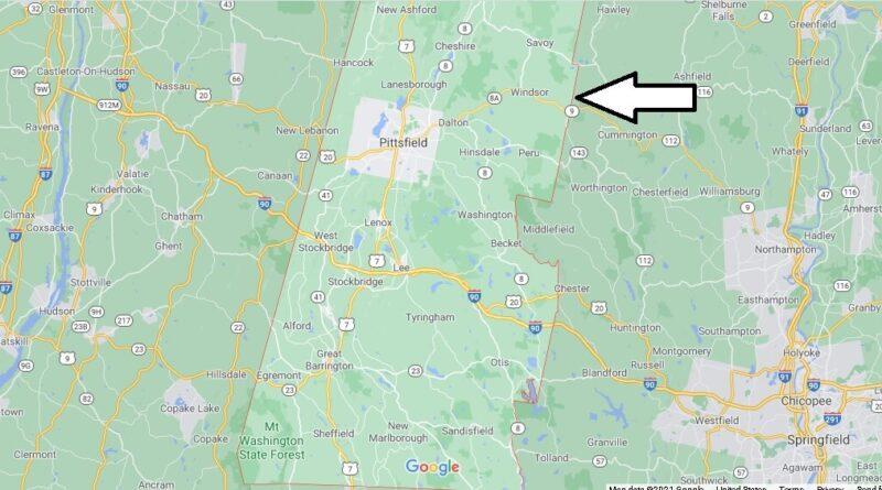 Where is Berkshire County Massachusetts