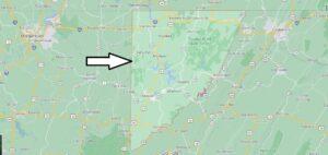 Where is Garrett County Maryland