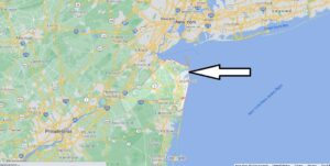 Where is Monmouth County New Jersey