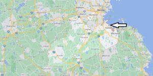 Where is Norfolk County Massachusetts