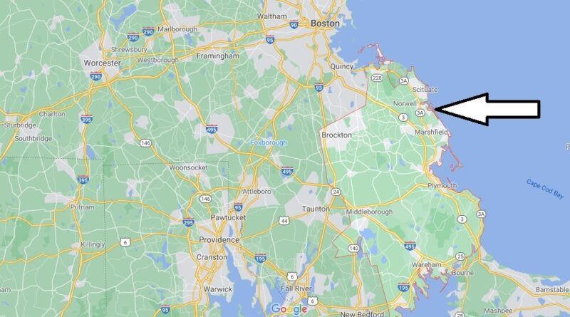 Where is Plymouth County Massachusetts