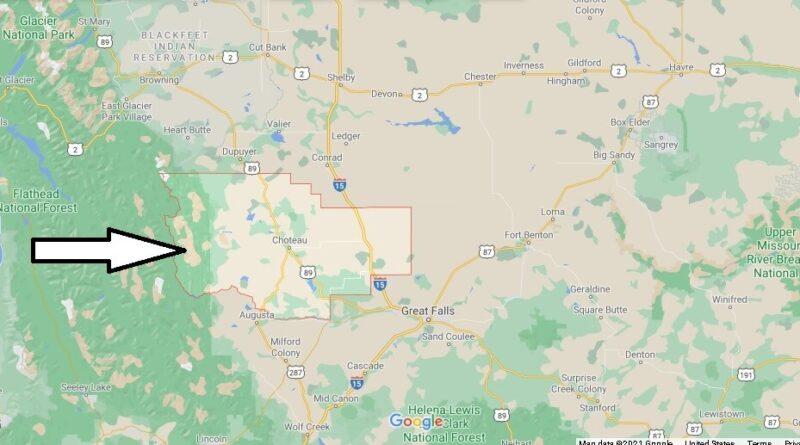 Where is Teton County Montana