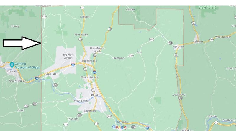 Where is Chemung County New York