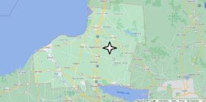 Where is Oswego County New York