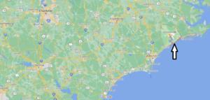 Where is Onslow County North Carolina
