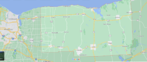 Where is Wayne County New York