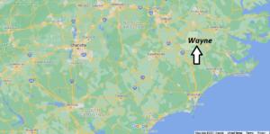 Where is Wayne County North Carolina
