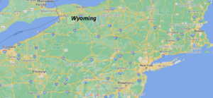Where is Wyoming County New York