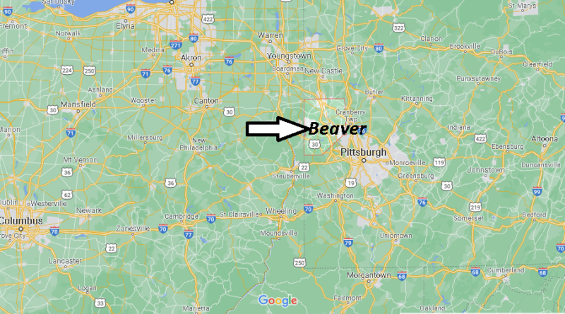 Where is Beaver County Pennsylvania