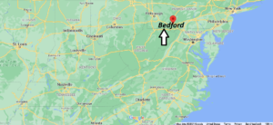 Where is Bedford County Pennsylvania