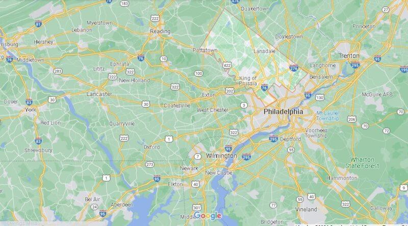 Where is Montgomery County Pennsylvania