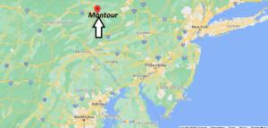 Where is Montour County Pennsylvania